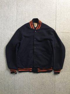 70-80's Wool Stadium Jacket
