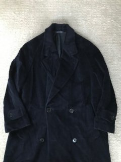 Vintage Double breasted Wool/Cashmere Coat MADE IN ITALY