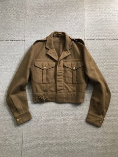 """1952's British Army Vintage Blouse,Buttle Dress """"1949 Pattern"""""""