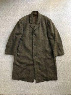 60's Thornton Jones Tweed Coat MADE IN ENGLAND