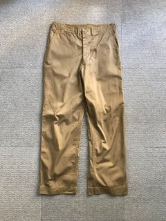 1940's Unknown Chino Trousers