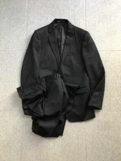 Calvin Klein CK Mohair/Wool Set-Up BLACK
