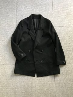 80's Elliot LIoyd BLACK Tweed Jacket