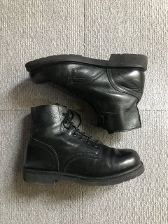 Vintage Canadian Army Parade Boots 26�