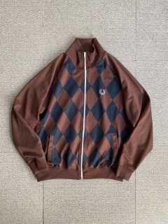 FRED PERRY Track Jacket L MADE IN PORTUGAL