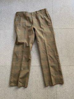 Vintage Euro Wool Cheak Slacks