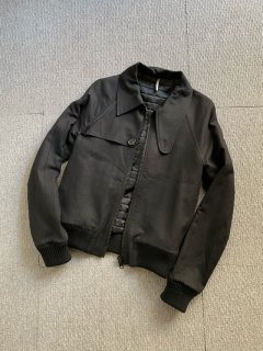 DIOR HOMME Viscose/Wool Zip-up Jacket MADE IN ITALY