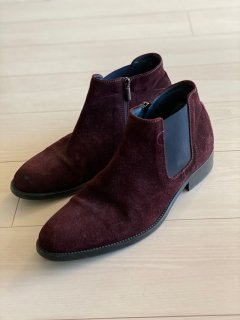 LOBB'S Side Gore Boots MADE IN ITALY 42(26.0㎝)
