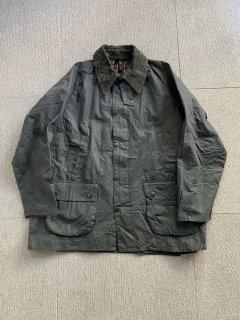 Vintage Barbour BEDALE 44 Wax Cotton Jacket  NAVY