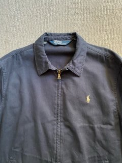90's Polo by Ralph Lauren Drizzler Jacket NAVY