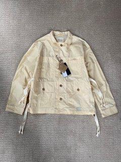 NICHOLAS DALEY Wax Cotton Jacket