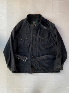 Vintage Campbell Cooper Motorcycle Wax Cotton Jacket MADE IN ENGLAND