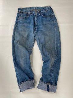 Vintage Levi's 501 Denim Pants 66前期