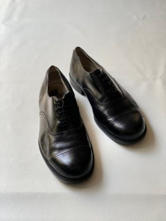 90's British ARMY/RAF (Royal Air Force)Military Cap toe Leater  Shoes UK9L