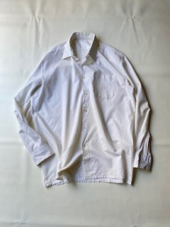 80's Poly/Con Broadcloth Box shirt