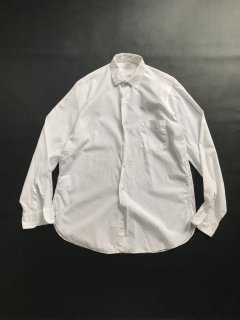 50's GOLDEN ARROW White Cotton Broad cloth Shirt MADE IN CANADA