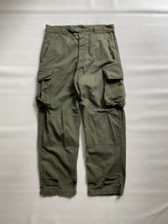 60's French Army M-47 Cargo Pants 後期