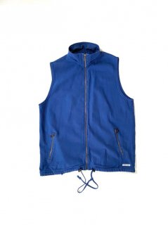 90's EARTH WARES Cotton Zip-Up Vest MADE IN CANADA(IRVINE取り扱い商品)