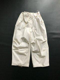 90's U.S.ARMY Snow Camo Over Pants Medium-Short DEAD STOCK