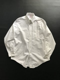 90's Brooks Brother Makers Oxford Polo Collar Shits 16-3MADE IN U.S.A.