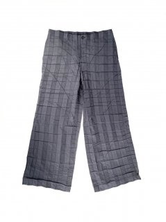 ISSEY MIYAKE Polyester Wide Pants