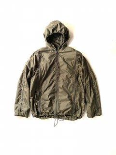 90's UNIONBAY Heavy Nylon Zip&Pocket Design Parka