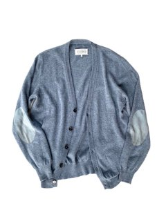 Maison Martin Margiela Elbow Patch Cardigan MADE IN ITALY