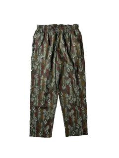 Chefwear Allover Elastic Pants 未使用品