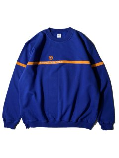 2000's DEAD STOCK 初期 PROTECTION CIVILE 50/50 Sweat From FRANCE