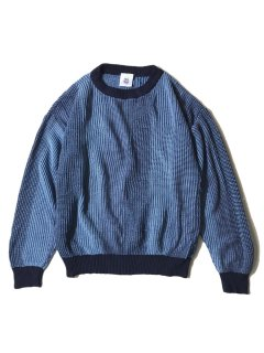 80's EURO NEW FAST Gradation Cotton Knit