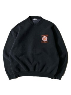 80's SYRACUSE UNIVERSITY Sweat BLACK MADE IN U.S.A.