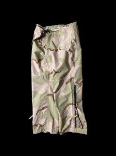 U.S.ARMY ECWCS Desert Camo Gore-Tex Pants SMALL-SHORT
