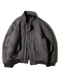 90's BAYCREST Tweed Blouson