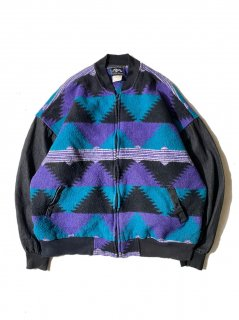 80's Roper Rag/Denim Jacket MADE IN U.S.A.
