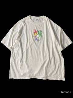 Embroidery T-shirt 3XL