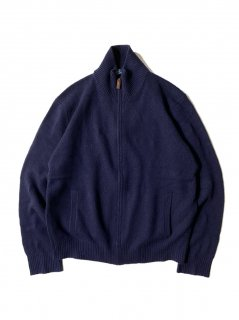 90's Polo by Ralph Lauren 100% Cashmere Drivers Knit NAVY