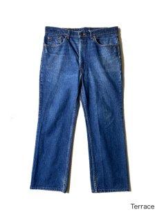 90's Levi's 517 Flare Denim Pants