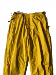 GAP Nylon Pants YELLOW