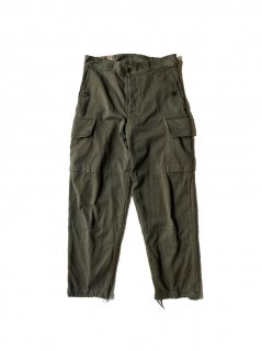 70~80's French Military M-64 Cargo Pants