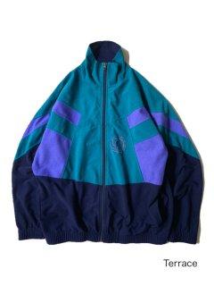 90's Gazelle Dolman Sleeve Track Jacket MADE IN ITALY