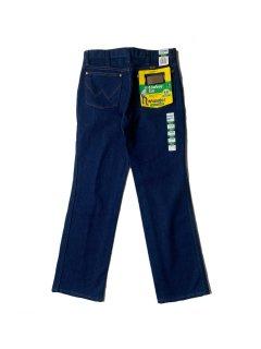 Wrangler Cowboy Cut Slim Fit Stretch Jeans 未使用品 INDIGO NAVY W30 L30
