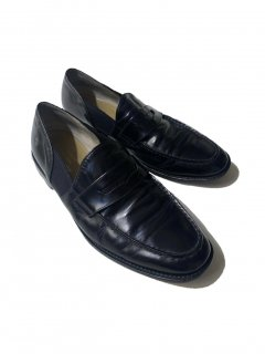COMME des GARÇONS HOMME PLUS Leather Loafer BLACK 26 1/2 (27.5㎝程度)