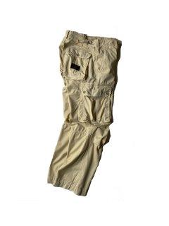 90's POLO JEANS COMPANY Cargo Pants CREAM サイドアジャスター付き