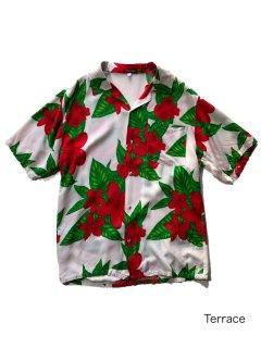 90's CHICA Rayon Hawaiian Shirt