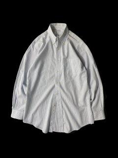 Brooks Brothers Polo collar Stripe Shirt 15-32