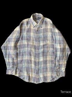 90's Polo by Ralph Lauren LOWELL SPORT Linen Shirt