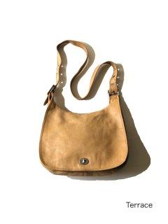 COACH Grabtan Leather Shoulder Bag