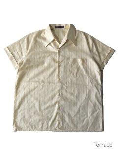 90's  Euro Shark Collar Shirt
