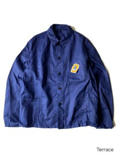 80's DEAD STOCK Euro Coverall Jacket