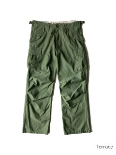 90's Unknown Brand M-65 Type Cargo Trousers W33〜29